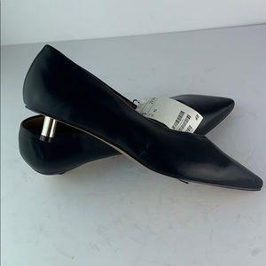 H&M Pointed Toe Kitten Heels